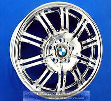 "BMW M3 19x8.0 INCH CHROME FRONT WHEEL RIM 19"" FT M 3 59369 STYLE #67 36112229650"