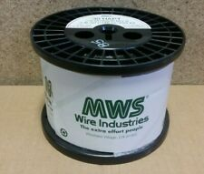 *NOS*   9.34 lbs  MWS  HAPT  28 AWG   Magnet Winding Wire 95786028  S28Z