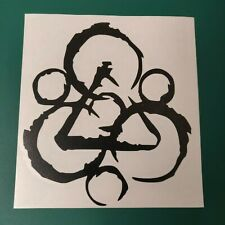 Coheed & Cambria Keywork  Ipad/Laptop/Car/Van/Bike/Window Vinyl Decal Sticker