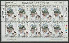 Europa CEPT, Feuillet de timbres neuf MNH, bien