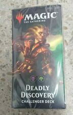 MTG Challenger Deck Deadly Discovery New Sealed