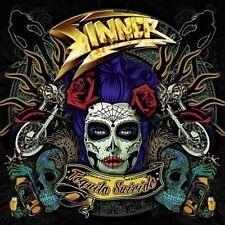 SINNER - Tequila Suicide NEU!! HEAVY