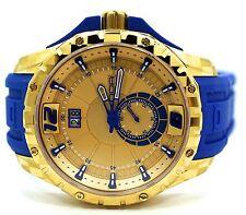 Mens NOA Skandar Ronda Quartz 45mm Stainless Steel Swiss Watch SK3H-007 $1100