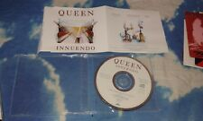 QUEEN - INNUENDO UK CD SINGLE E.P