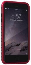 Étuis, housses et coques rouge simples en silicone, caoutchouc, gel pour téléphone mobile et assistant personnel (PDA)