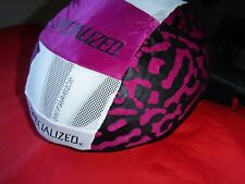 Specialized Lycra Helmet Cover Purple, New Old Stock / NOS