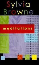 Meditations by Sylvia Browne (2000, Hardcover)