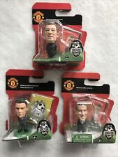 More details for soccer starz alex ferguson, van gaal & david moyes manchester united managers ⚽️