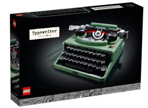 LEGO 21327 Typewriter *New and FREE SHIPPING*