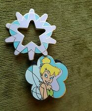 Disney Tinker Bell Cut Out Moving Sliding Pin