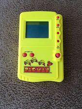 Pacman, handheld game, vintage 1997, yellow, used