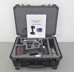 Mantis Vision MVC F5 3D Camera Controller & 3D Camera Imager w/ Case & Accs