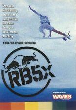 RB5x Surfing Redbull DVD 2005 - Mick Fanning Andy Irons Ben Dunn