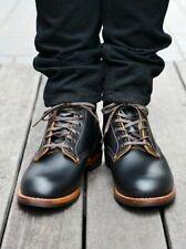 NIB FS Red Wing 6in Beckman Flatbox Boot 9060 Black Klondike  US Mens 9D