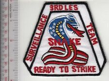 US Air Force USAF Philippines 3rd Law Enforcement Squadron Clark Airbase Angeles