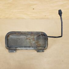 MG MGB 1968-80 Original Heater Fresh Air Vent Door with Handle and Knob OEM