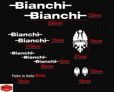 Adesivi restauro Bici Bianchi Vintage OFFERTA!