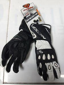 Guanti moto Ixon Slicker RS Grigio Nero