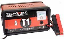 Caricabatteria Carica Batterie Batteria Auto Moto Tecnoweld T1 12V 4A