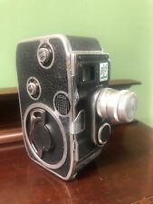 Attic Find Paillard - Bolex B8 8mm Camera