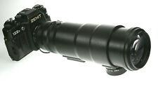 Zenit FS 122-3 mit MC Tair 3S 4,5/300 m.Koff.u.Zubeh.#9402234