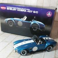 KYOSHO 1/12 SCALE SHELBY COBRA 427 S/C Blue Mini CAR 1:12