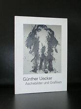 Gunther Uecker #ASCHEBILDER und GRAFIKEN#2001, mint