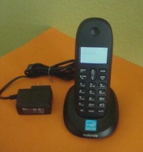 C1001LX GENUINE MOTOROLA DECT 6.0 DIGITAL CORDLESS HOME PHONE A2.5