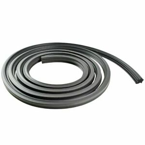 Trunk Seal Soft Rubber Weatherstrip for Chevy Pontiac Buick Cadillac Oldsmobile