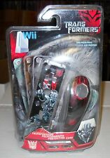 Transformers Decepticon Wii Remote & Nunchuk Case, BRAND NEW FACTORY SEALED