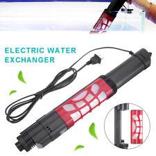 Aquarium Gravel Vacuum Cleaner Sand Fish Tank Water Changer Washer Pump Tool