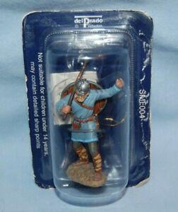 Del Prado Medieval Warriors, Viking warrior, Norway, c.872.