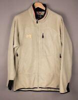 FILA Herren Freizeit Vintage Track Reißverschluss Fleece Pullover Size 2XL (XXL)