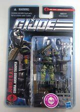 2010 GI Joe Cobra Jungle BAT B.A.T. Android No. 1114 Pursuit of Cobra MISB