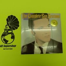 Elvis Presley the complete sun sessions commemorative issue LP Record Vinyl