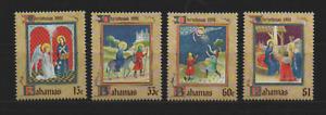 Bahamas Mi.Nr. 764-67 Weihnachten postfrisch