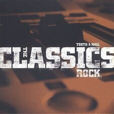 Audio CD Tooth & Nail - The Classics: Rock  - Free Shipping