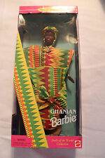 Ghanian 1996 Barbie Doll