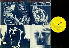 LP--THE ROLLING STONES--- EMOTIONAL RESCUE-MIT POSTER