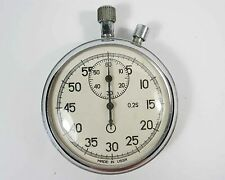 AGAT Russian USSR mechanical STOP WATCH 16 JEWELS (a93)