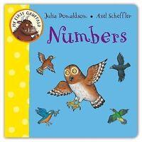 My First Gruffalo: Numbers, Julia Donaldson, New Book