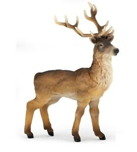 Papo 53008 Stag 5 1/2in Wild Animals