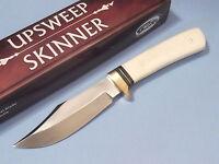 """Rite EDGE DH8013 UPSWEEP SKINNER bone full tang knife 8 1/4"""" overall PA8013 NEW!"""