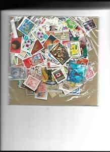 Recent GB Commonwealth Commemoratives - 400+ different stamps-Used