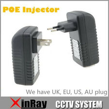 POE Injector Power Over Ethernet Injector for Hikvision CCTV IP Camera