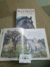 Black Beauty Book And Cassette