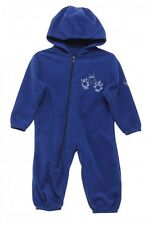 Regatta Fluffy Puddle Boys All in One Warm Fleece Suit Blue 48-60