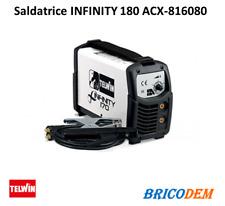 Saldatrice inverter Telwin Infinity 170 - 230V acx - 816080