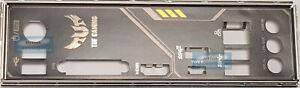 ASUS I/O IO SHIELD BLENDE BRACKET TUF GAMING B450M-PLUS II, GAMING B450M-PLUS II