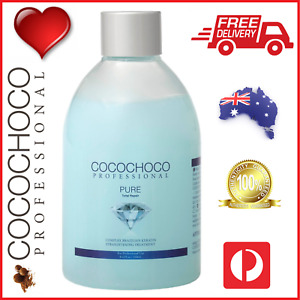 ❤❤ COCOCHOCO Pro PURE Brazilian Keratin Home Salon Straight Hair Treatment 250ml